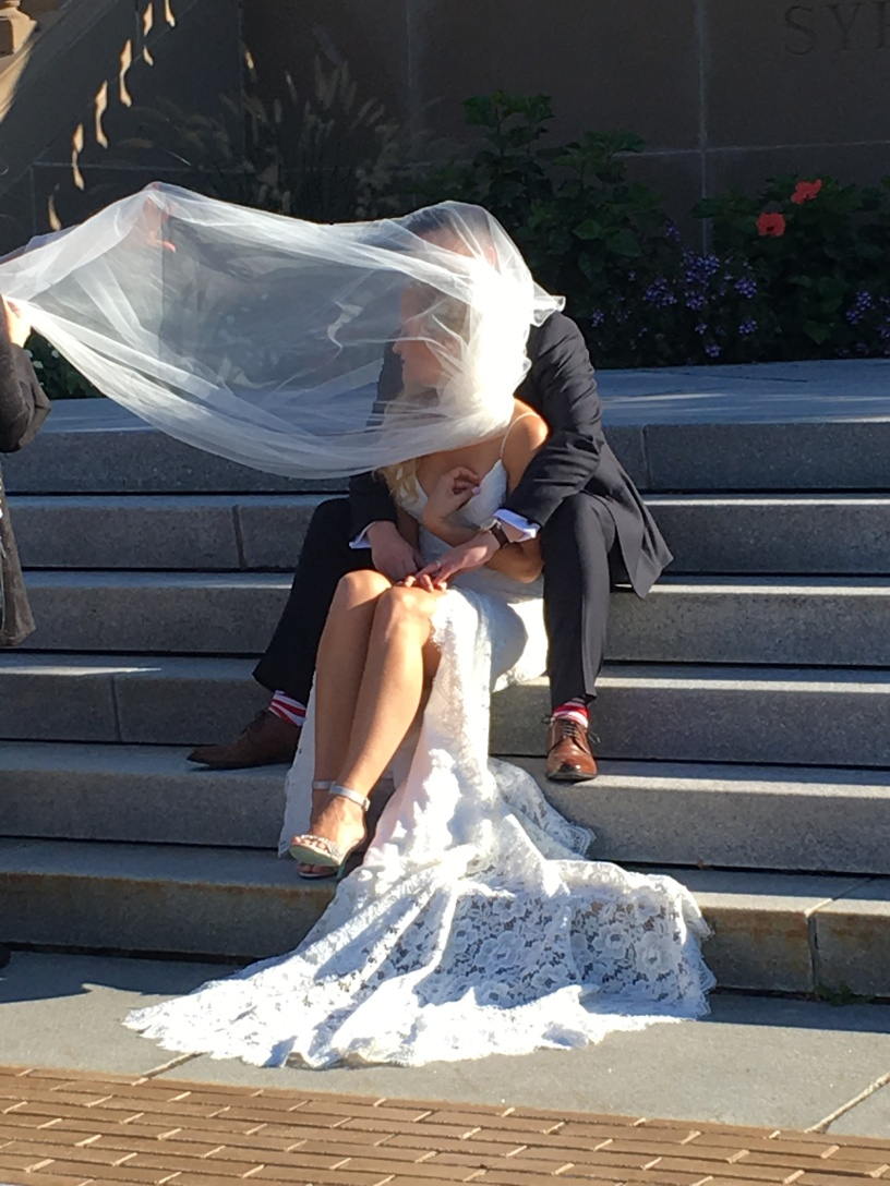 Syracuse University wedding