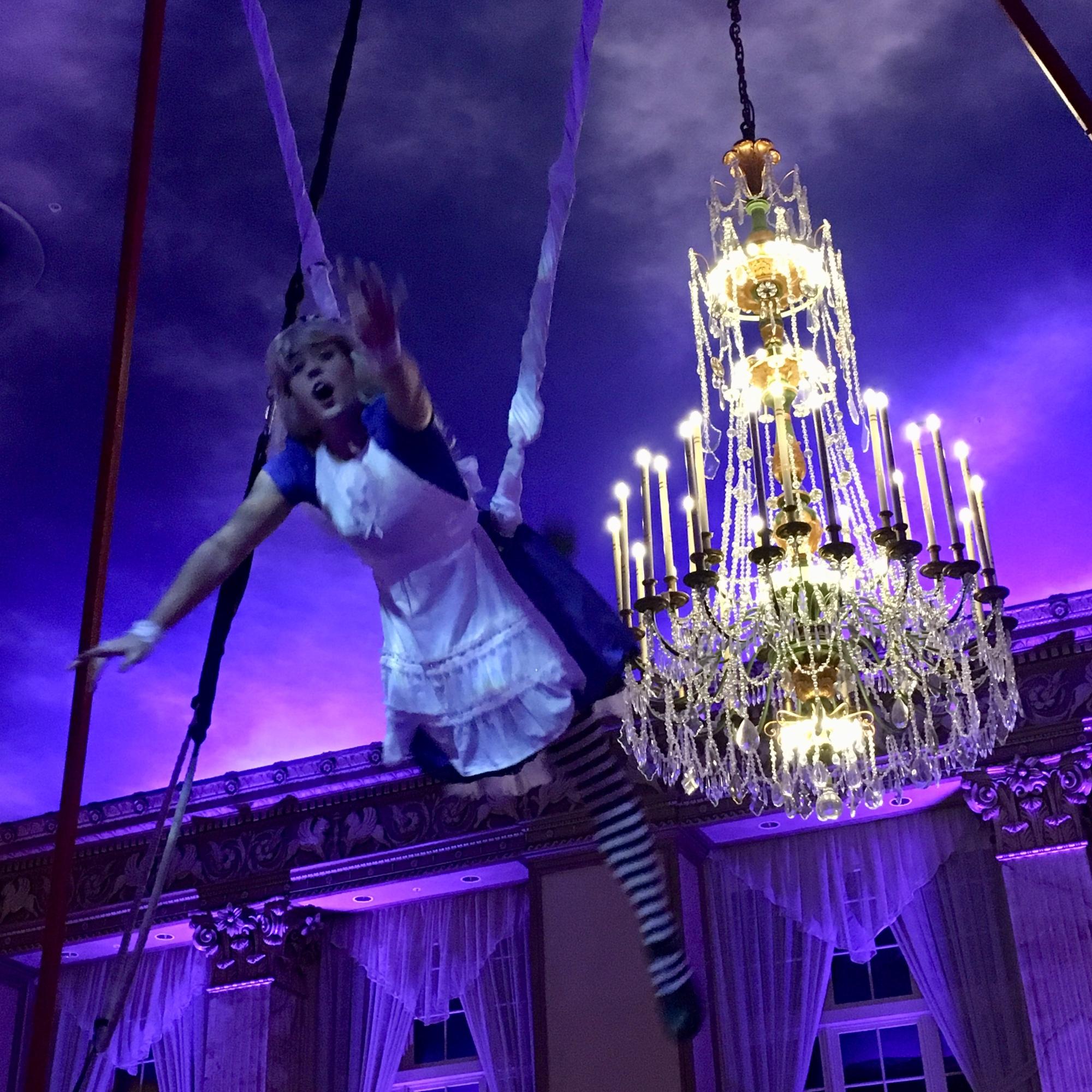 Alice in Wonderland, Marriott, Downtown Syracuse