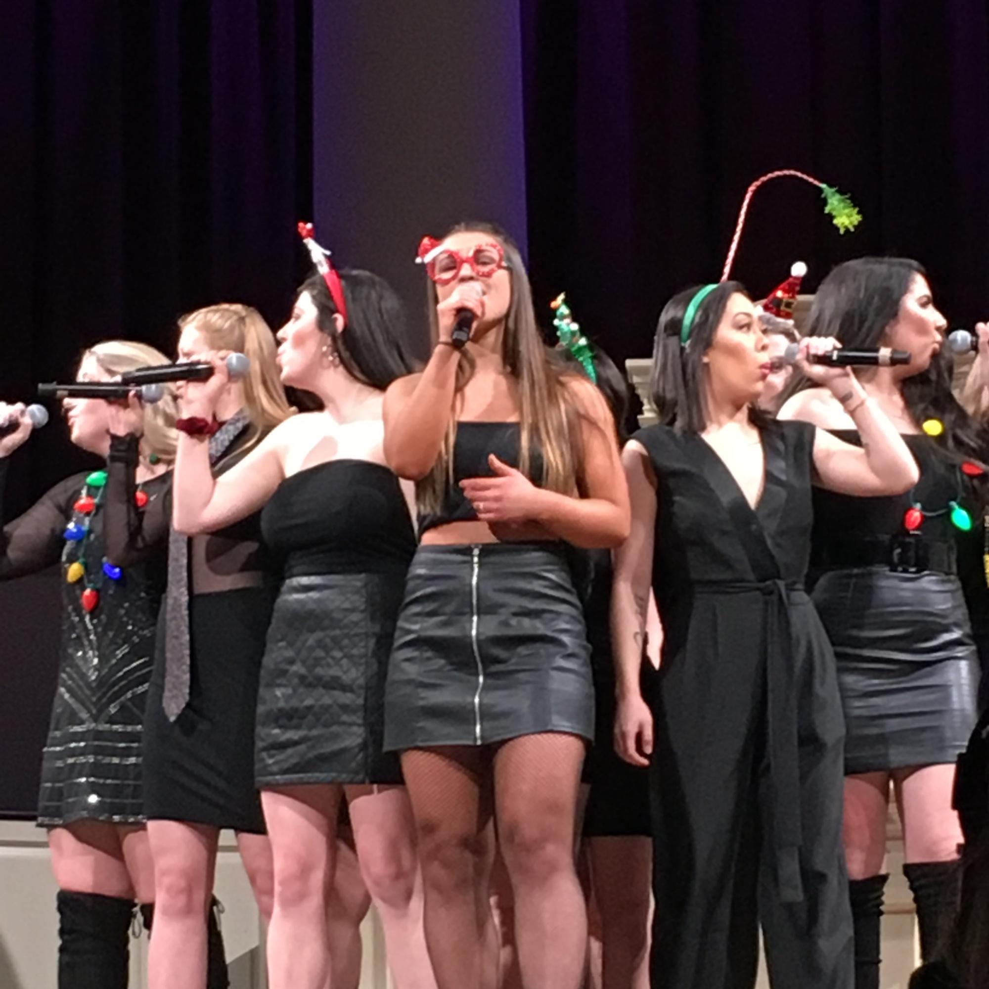 Syracuse University, all female band, music