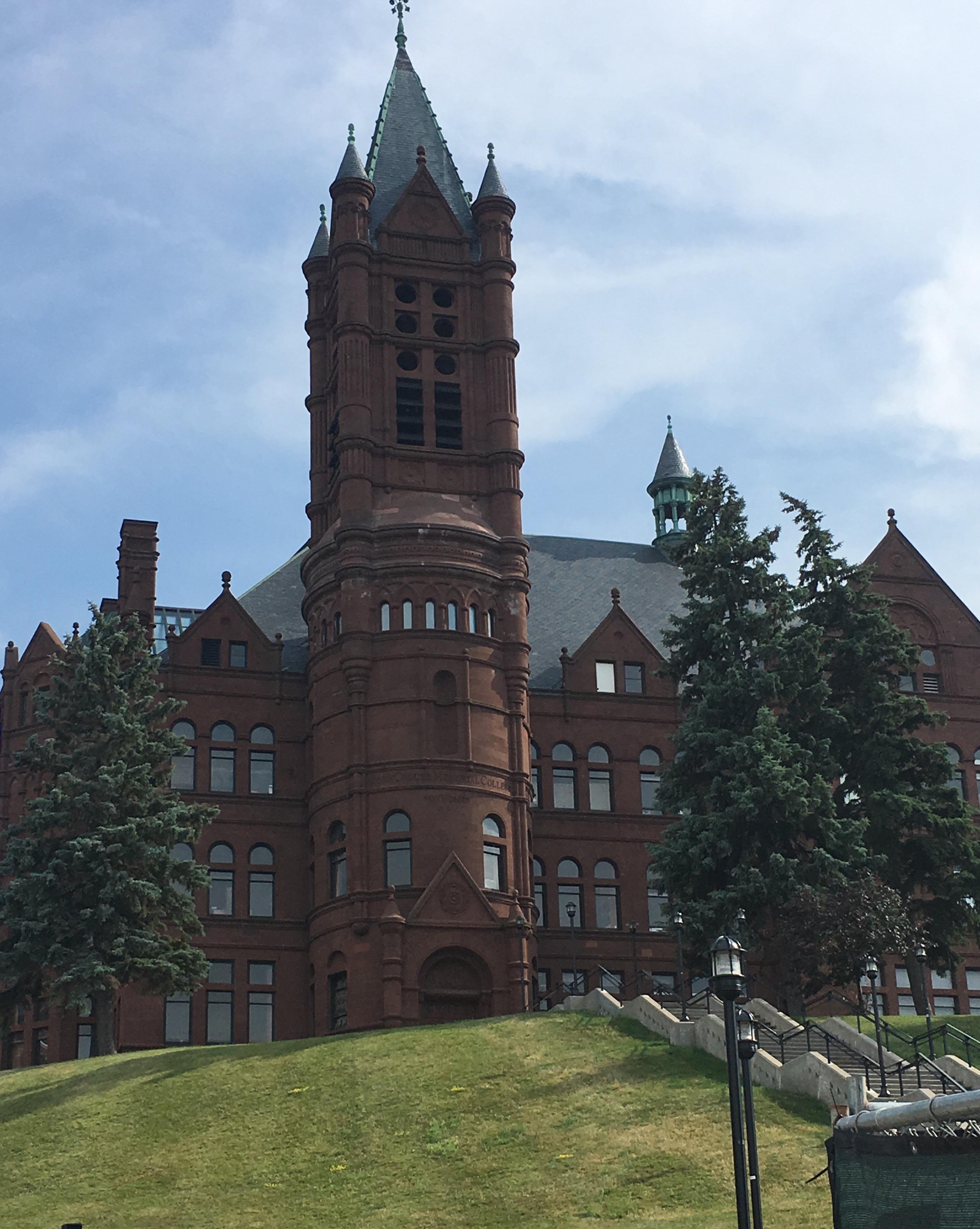 Crouse, Syracuse University