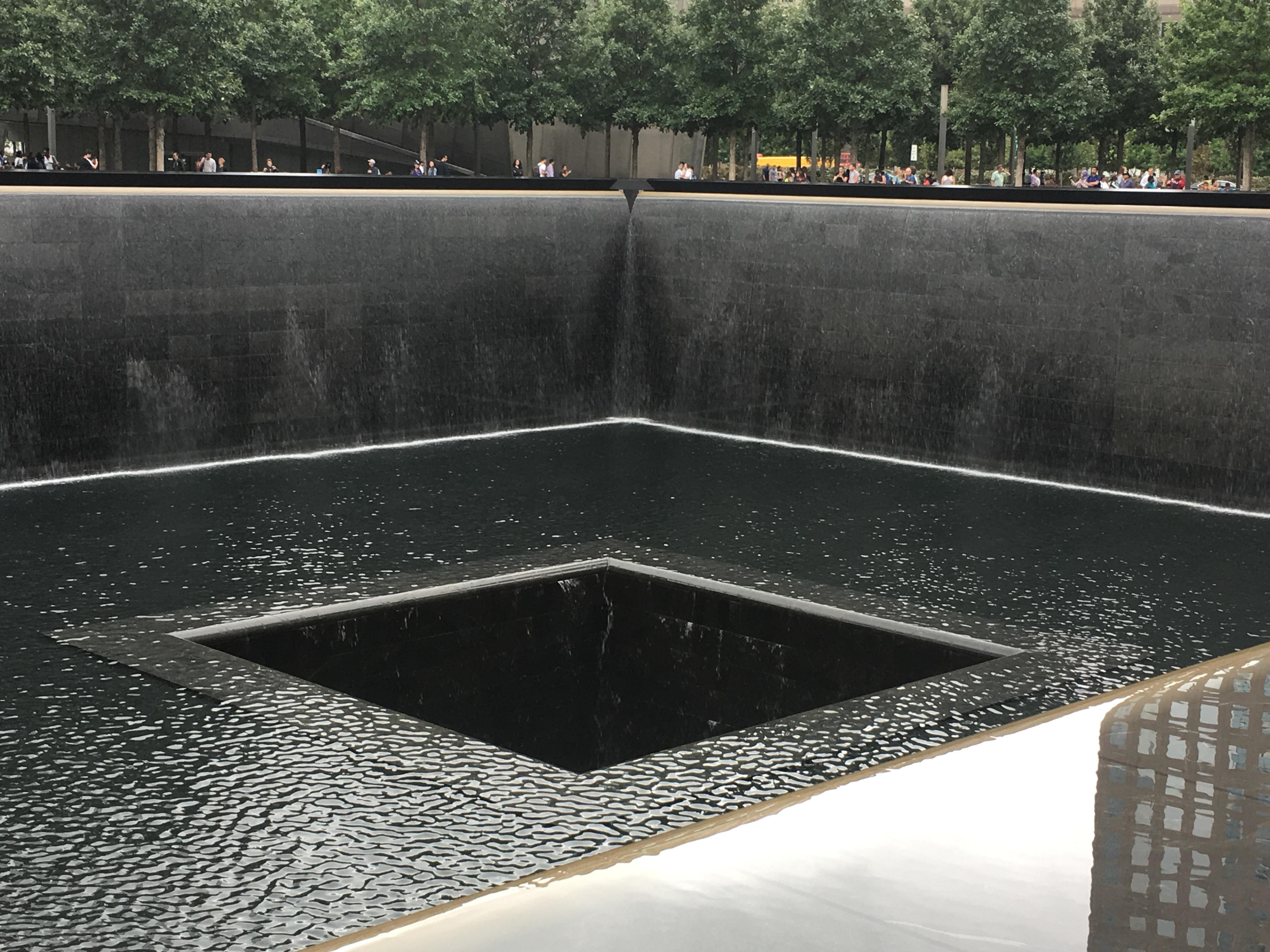 WTC memorial, New York